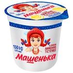 Mashenka Lemon Cake Flavored Cottage Cheese Dessert 5% 150g