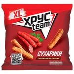 Hrusteam Crispy Crackers Hunter Sausages 110g