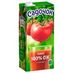 Сок Садочок томатный с солью 1,45л