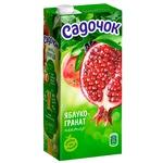 Sadochok Apple-pomegranate Nectar 0,95l