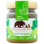 Pravylniy med with lime and mint Honey 250g