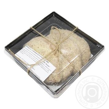 Pork Chopped Schnitzels Fresh-frozen 400g - buy, prices for MegaMarket - image 1