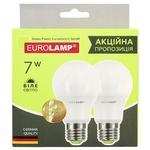 Промо-набор Eurolamp Led Лампа A60 7W E27 4000K 1+1