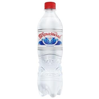 Вода Петриковская питьевая обработанная негазированная 1,5л