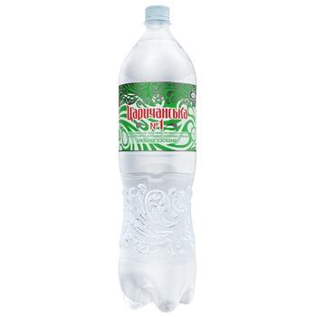 Вода Царичанская №1 минеральная сильногазированная 1,5л