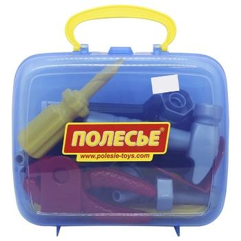 Polesie Mechanic Play Set 30items - buy, prices for Novus - image 1