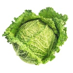 First Grade Savoy Cabbage by Weight