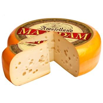 Сыр Amstelland Маасдам 45% весовой