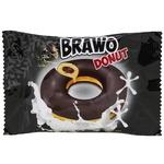 Brawo Donut Cake with Cocoa in Cocoa-milk Glaze 50g
