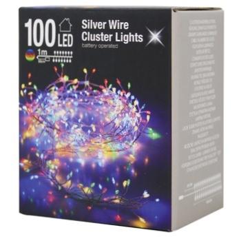 Гирлянда 100 ламп