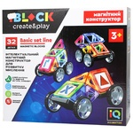 Iblock Toy Magnetic Construction PL-920-02