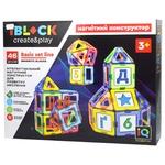 Игрушка Iblock Конструктор магнитный PL-920-03