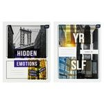 Interdruk Notebook City A5 12 Sheets Line assortment