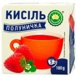Lasochka Strawberry Flavored Kissel 180g