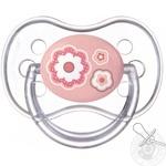 Пустышка Canpol Babies 22/581 6-18мес симметрическая