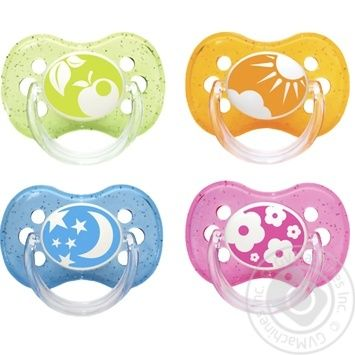 Canpol babies Nature Soother silicone anatomic 0-6m assortment - buy, prices for MegaMarket - image 2