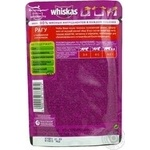 Whiskas With Beef In Sause For Adult Cats Food - buy, prices for Furshet - image 8