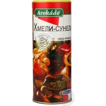 Приправв Хмелі-сунелі Avokado 120г - купити, ціни на CітіМаркет - фото 1