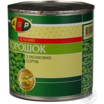 Горошек ASP зеленый 280г - купить, цены на МегаМаркет - фото 5