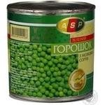 Горошек ASP зеленый 280г - купить, цены на МегаМаркет - фото 2