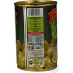Maestro de Oliva Green Olives with lemon 300ml - buy, prices for Novus - image 5