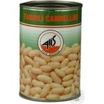 Vegetables kidney bean Alis white canned 400g can Italy
