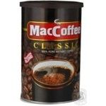Natural instant coffee Maccoffee Classic 200g Brazil