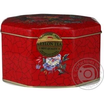 Чай чорний середньолистовий в/г Цейлонський Наді ж/б 150г