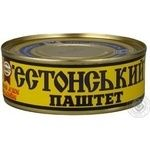 Oniss po-estonsʹki canned liver with meat pate 240g