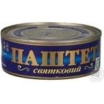 Паштет Галицький смак Праздничный 250г