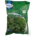 Vegetables cabbage broccoli Artika frozen 400g