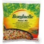 Vegetables Bonduelle Hawaiian vegetable frozen 400g sachet