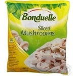 Mushrooms cup mushrooms Bonduelle frozen 400g sachet Poland