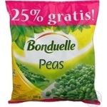 Vegetables pea Bonduelle pea 500g sachet Poland