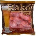 Креветки неочищені 70/90 Rakor варено-морожені 500г