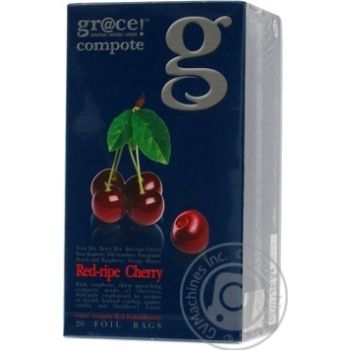 Чай Грейс черное 20шт 40г Шри-ланка