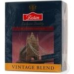 Чай чорний Vintage Blend  Riston пакет з/я 2г*90шт