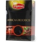 Tea Lipton rooibos black loose 75g Russia