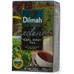 Tea Dilmah Earl grey black loose 100g Sri-lanka