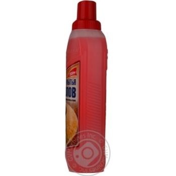 Средство для мытья линолеума Сан Клин 1л - купить, цены на МегаМаркет - фото 4