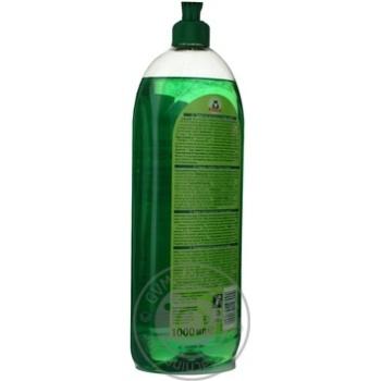 Бальзам для мытья посуды Frosh Зеленый лемон 1л - купить, цены на Метро - фото 2
