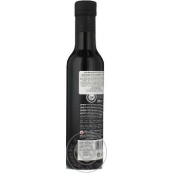 Уксус Casa Rinaldi бальзамический из Модены черная этикетка 6% 250мл - купить, цены на Novus - фото 4