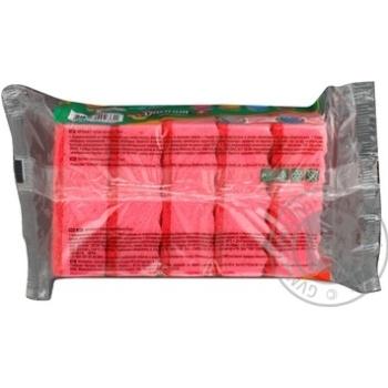 Набор губок кухонных Мелочи жизни Лимон 5шт - купить, цены на Фуршет - фото 7