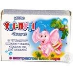 Soap Uti-puti with aloe vera for children