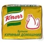 Бульйон курячий домашній Knorr 10г*36шт