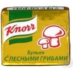 Бульйон з лісовими грибами Knorr 36*10г