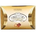 Конфета Авк Королевский шедевр сливки с начинкой 355г в упаковке Украина