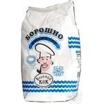 Мука Веселый Кок пшеничная высший сорт 3кг