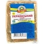Продукт сырный Таврийский сыр Украинский новый плавленый 55% 100г Украина