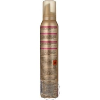 Wellaflex Foam super strong hair fixation 200ml - buy, prices for Metro - photo 3